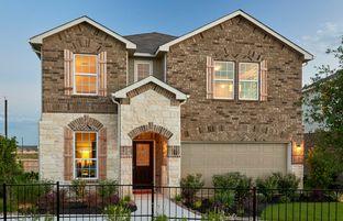 Kisko - Katy Crossing: Katy, Texas - Centex Homes
