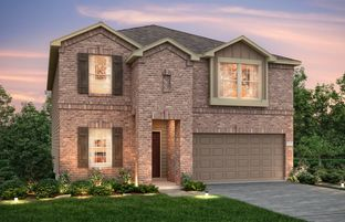 Kisko - Mustang Ridge: Alvin, Texas - Centex Homes