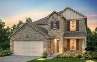 Mesilla - Katy Crossing: Katy, Texas - Centex Homes