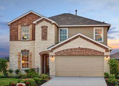 Sandalwood - Mustang Trails: Missouri City, Texas - Centex Homes