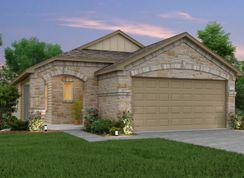 Adams - The Pines At Seven Coves: Willis, Texas - Centex Homes