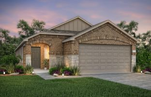Taft - Retreat at Champions Landing: Houston, Texas - Centex Homes