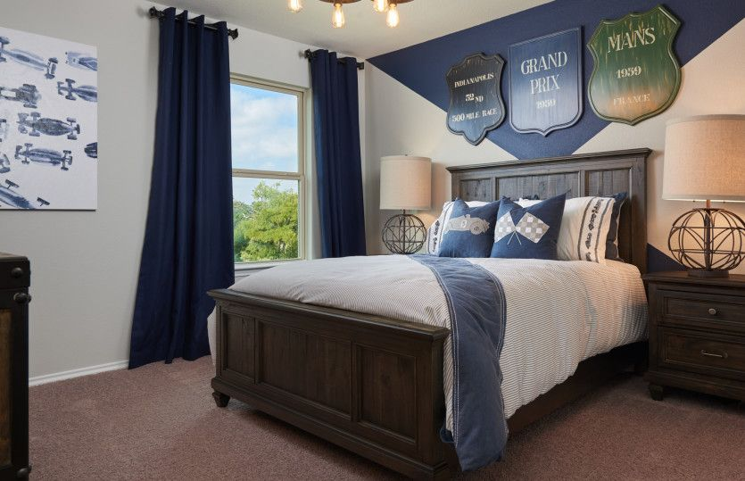 Bedroom featured in the Granville By Centex Homes in San Antonio, TX
