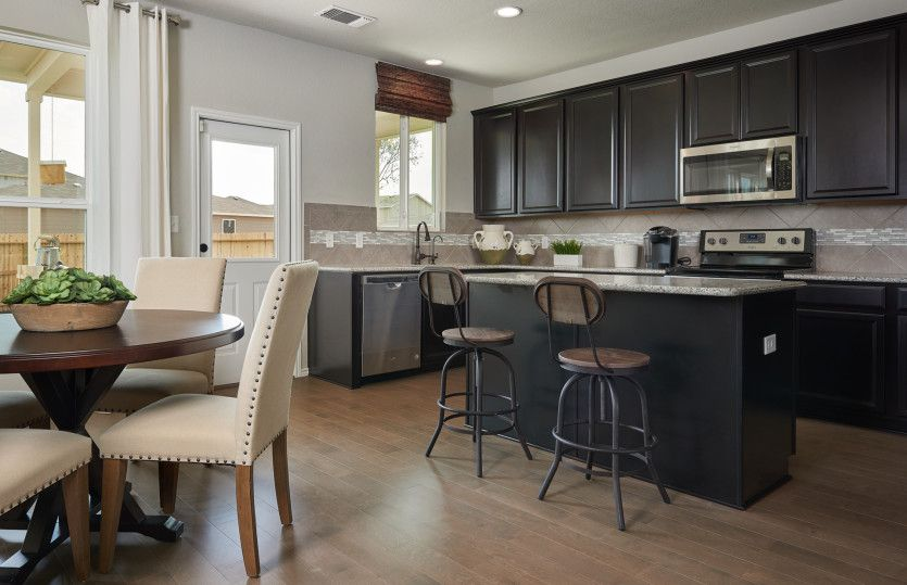 Kitchen-in-Mesilla-at-Silver Canyon-in-San Antonio