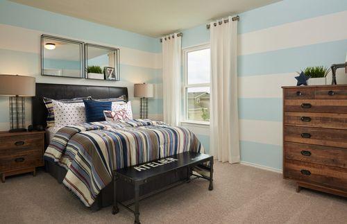 Bedroom-in-Mesilla-at-Silver Canyon-in-San Antonio