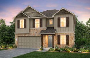 Kisko - Sterling Ridge: San Antonio, Texas - Centex Homes