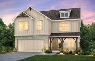 Granville - Sterling Ridge: San Antonio, Texas - Centex Homes