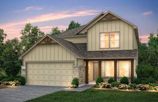 Mesilla - Sterling Ridge: San Antonio, Texas - Centex Homes