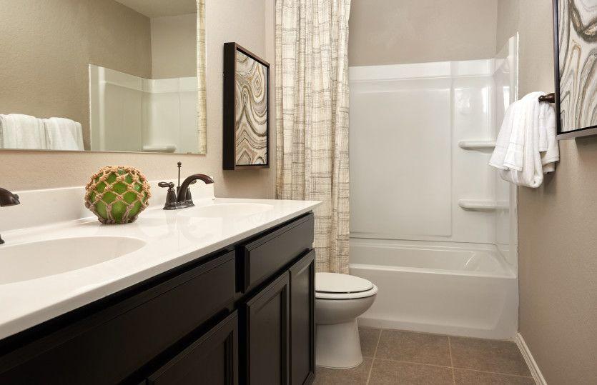 Bathroom featured in the Mesilla By Centex Homes in San Antonio, TX
