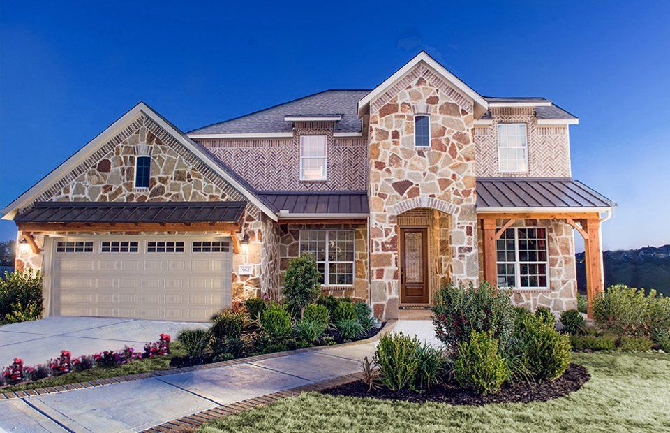 Tuscany Meadows In Harker Heights Tx New Homes Amp Floor