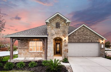 New Construction Homes Plans In Harker Heights Tx 519 Homes