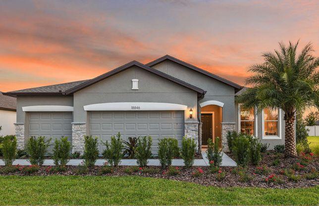 Canopy Plan, Spring Hill, Florida 34610