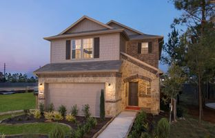 Lincoln - Katy Crossing: Katy, Texas - Centex Homes