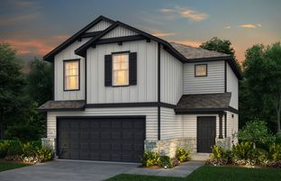 Pierce - Clearcroft: Houston, Texas - Centex Homes