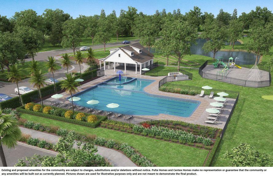 Laurel Glen At Oakfield In Johns Island, SC, New Homes