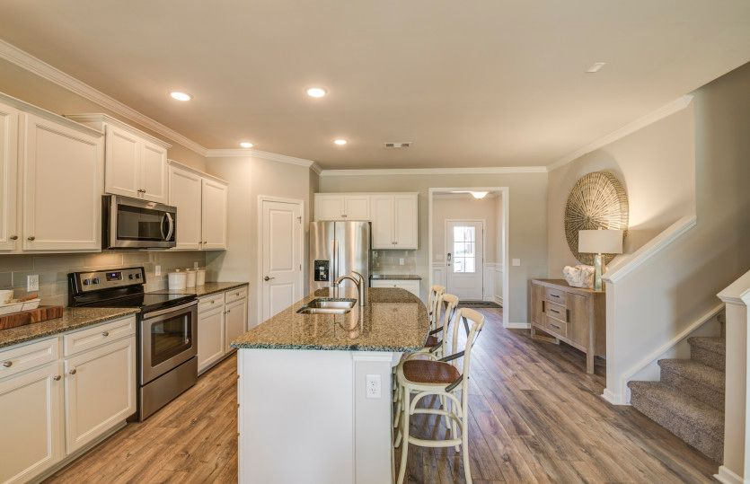 Kitchen featured in the Hampton By Centex Homes in Nashville, TN