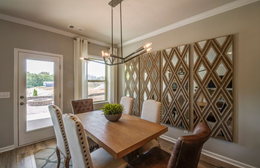Living Area featured in the Hampton By Centex Homes in Nashville, TN