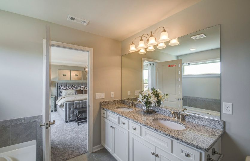 Bathroom featured in the Hampton By Centex Homes in Nashville, TN