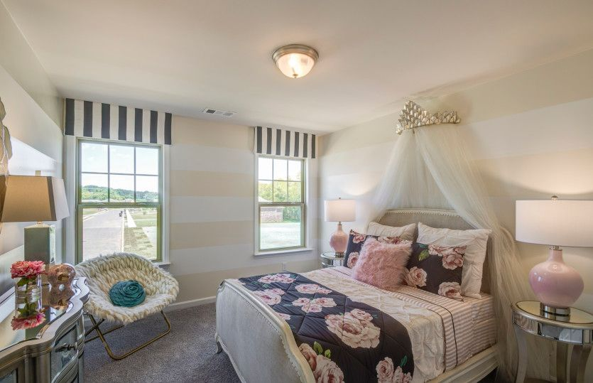 Bedroom featured in the Hampton By Centex Homes in Nashville, TN