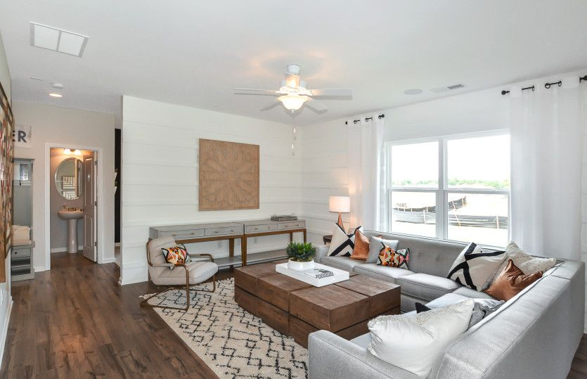 Living Area featured in the Hampton By Centex Homes in Atlanta, GA