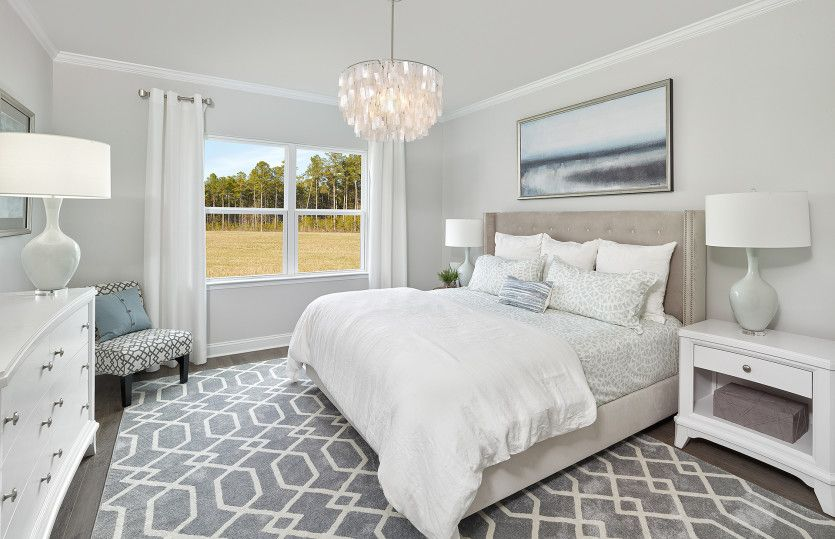Bedroom featured in the Hartwell By Centex Homes in Wilmington, NC