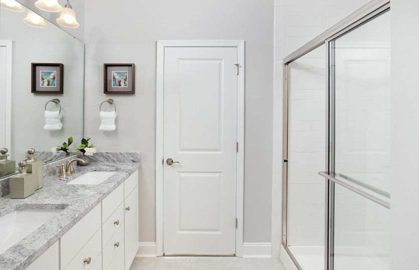 Bathroom featured in the Hartwell By Centex Homes in Raleigh-Durham-Chapel Hill, NC