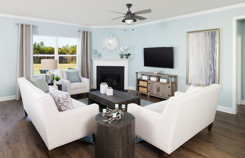 Living Area featured in the Hartwell By Centex Homes in Myrtle Beach, SC