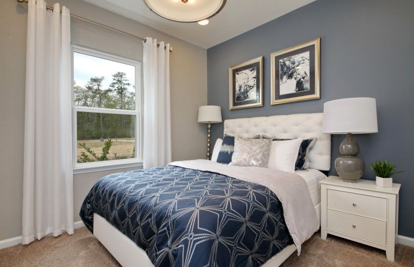 Bedroom featured in the Compton By Centex Homes in Wilmington, NC