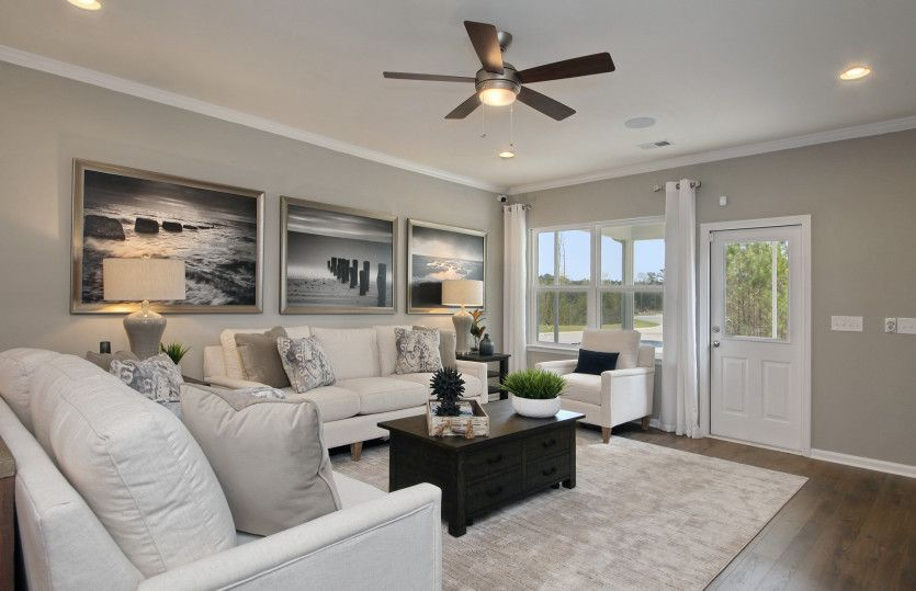 Living Area featured in the Compton By Centex Homes in Charleston, SC