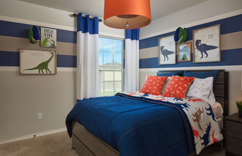 Bedroom featured in the Sandalwood By Centex Homes in San Antonio, TX
