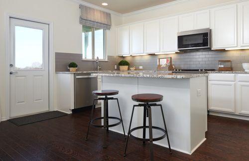 Kitchen-in-Mesilla-at-Arcadia Ridge-The Arbor-in-San Antonio
