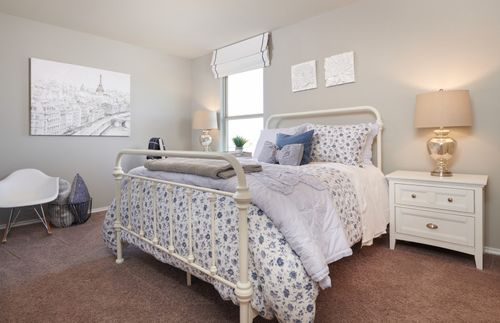 Bedroom-in-Mesilla-at-Arcadia Ridge-The Arbor-in-San Antonio