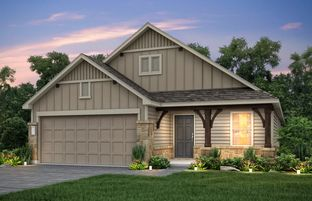 Hewitt - Sterling Ridge: San Antonio, Texas - Centex Homes
