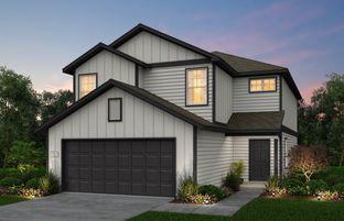 Camelia - Clearcroft: Houston, Texas - Centex Homes