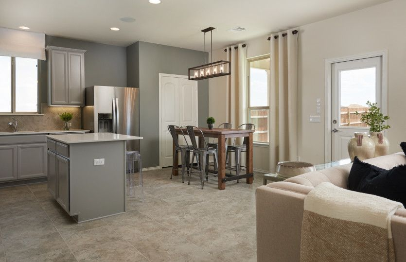 Kitchen featured in the Kisko By Centex Homes in San Antonio, TX