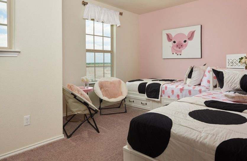 Bedroom featured in the Kisko By Centex Homes in Dallas, TX