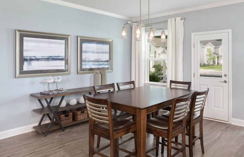 Kitchen featured in the Mitchell By Centex Homes in Charleston, SC