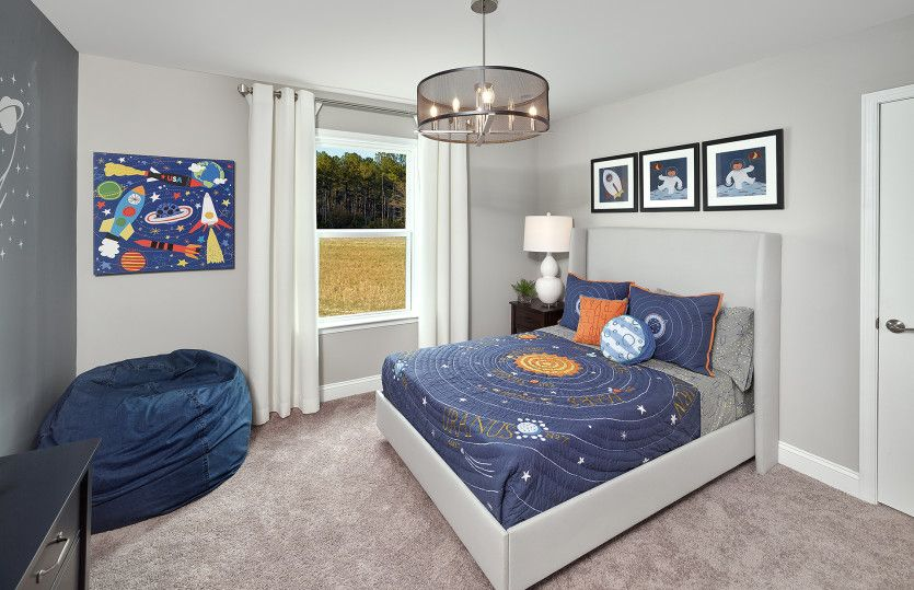 Bedroom featured in the Mitchell By Centex Homes in Charleston, SC