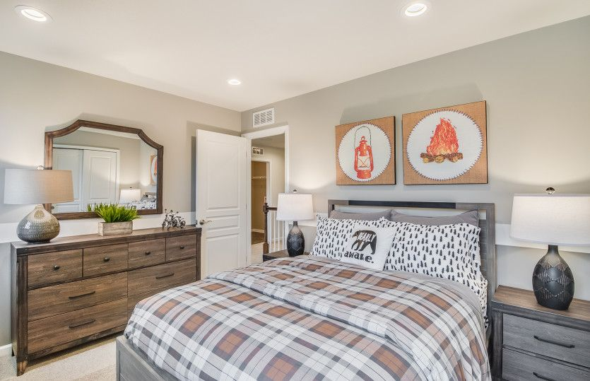 Bedroom featured in the Aspire By Centex Homes in Louisville, KY