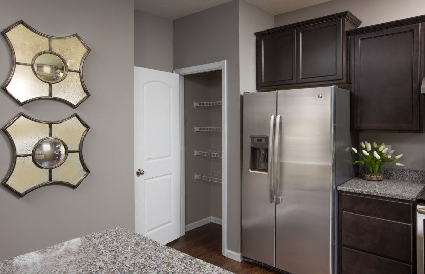 Kitchen featured in the Oakdale By Centex Homes in Columbus, OH