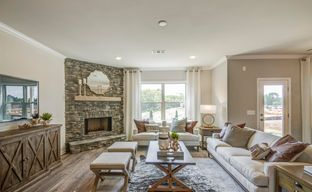 Homestead at Carter's Station by Centex Homes in Nashville Tennessee