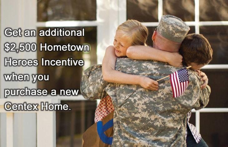Hometown Heroes Incentive