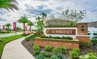 Summerset at South Fork by Centex Homes in Tampa-St. Petersburg Florida