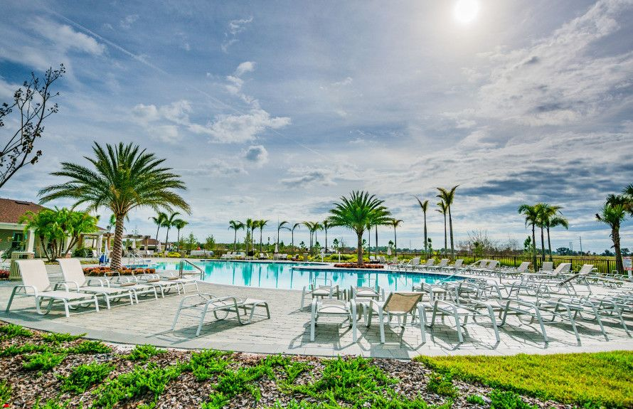 'Summerset at South Fork' by Centex Homes - Florida - Tampa in Tampa-St. Petersburg