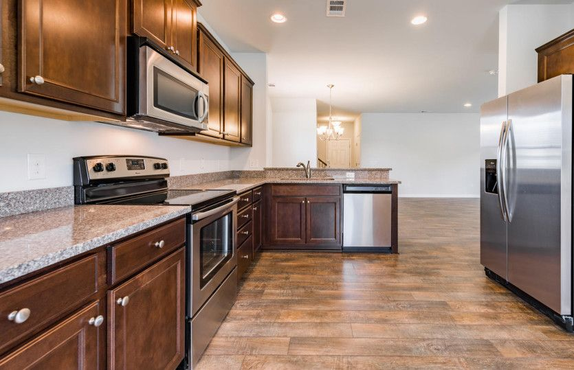 Kitchen-in-Harris-at-Starmount Cove-in-Charlotte