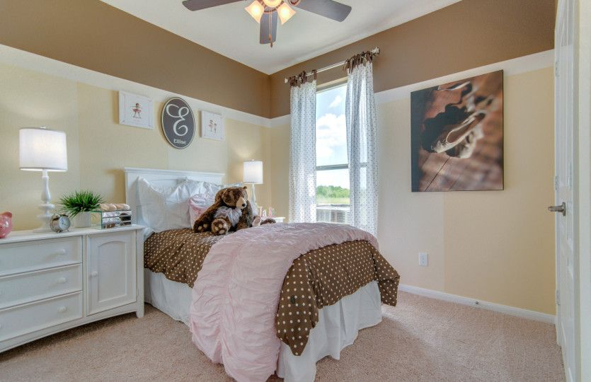 Bedroom featured in the Taft By Centex Homes in San Antonio, TX