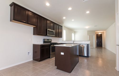 Kitchen-in-Independence-at-The Hills at Cielo Ranch-in-Boerne