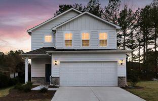 Murray - Wildwood at Avalon: McDonough, Georgia - Centex Homes