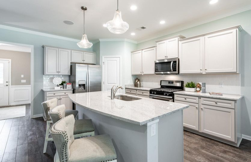 Kitchen featured in the Hampton By Centex Homes in Charleston, SC