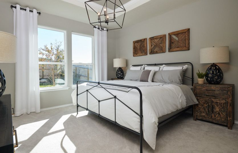 Bedroom featured in the Hewitt By Centex Homes in San Antonio, TX
